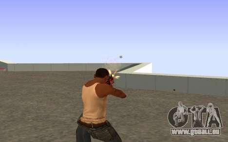 M4A4 Вой CS:GO für GTA San Andreas her Screenshot