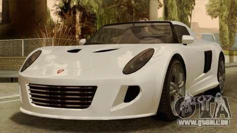 GTA 5 Coil Voltic v2 IVF für GTA San Andreas