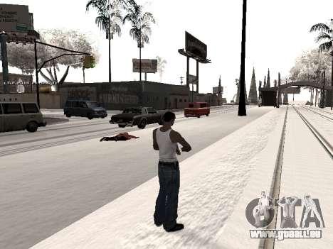 Colormod v5 pour GTA San Andreas