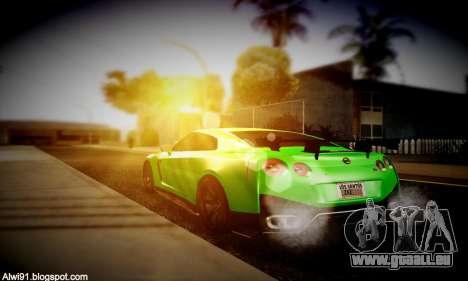 Blacks Med ENB pour GTA San Andreas sixième écran