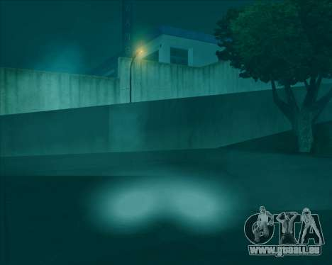 Real ENB Series für GTA San Andreas fünften Screenshot