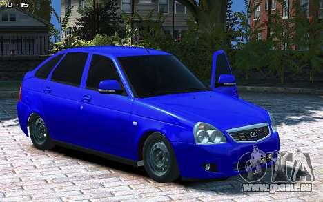 Lada 2172 2012 für GTA 4