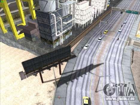 High Definition Graphics pour GTA San Andreas quatrième écran