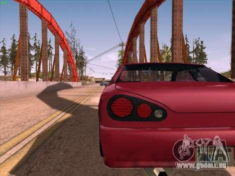 High Definition Graphics pour GTA San Andreas troisième écran