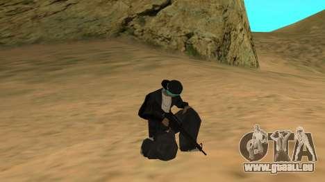 Standard HD Weapon Pack für GTA San Andreas dritten Screenshot