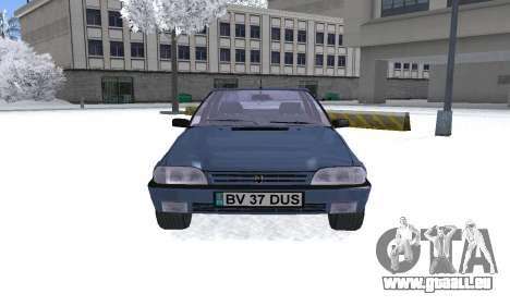 Dacia Super Nova für GTA San Andreas rechten Ansicht