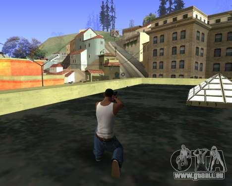 Skins Weapon pack CS:GO für GTA San Andreas achten Screenshot