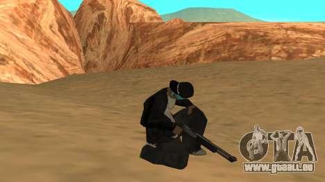 Standard HD Weapon Pack pour GTA San Andreas quatrième écran