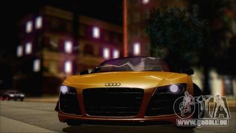 Reflective ENB Series pour GTA San Andreas cinquième écran