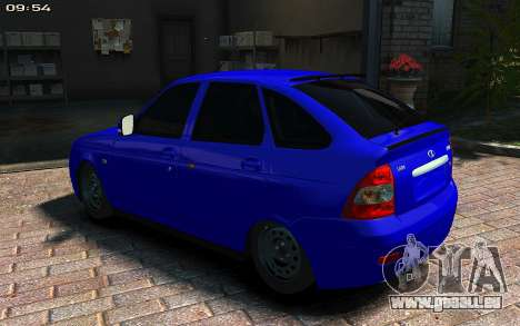 Lada 2172 2012 für GTA 4 linke Ansicht