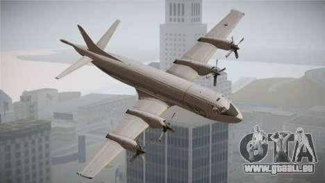 German Navy P-3C Orion MFG 3 50th Anniversary pour GTA San Andreas