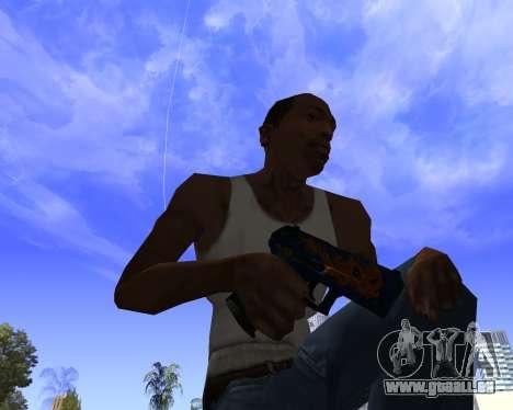 Skins Weapon pack CS:GO für GTA San Andreas siebten Screenshot