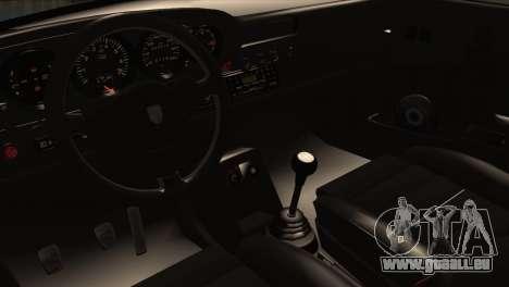 Porsche 911 Turbo 3.3 Coupe 930 1981 für GTA San Andreas rechten Ansicht