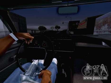 AZLK 2140 für GTA San Andreas rechten Ansicht