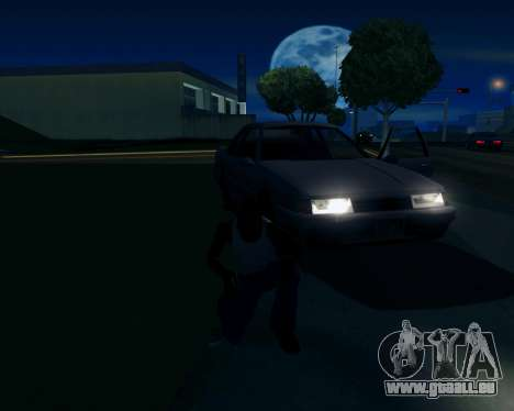 Real ENB Series pour GTA San Andreas huitième écran