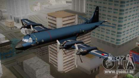 Lockheed P-3 Orion MLD Old pour GTA San Andreas
