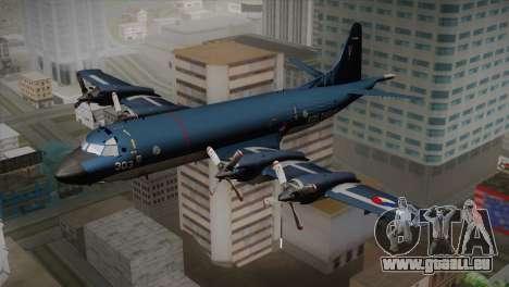 Lockheed P-3 Orion MLD Old für GTA San Andreas