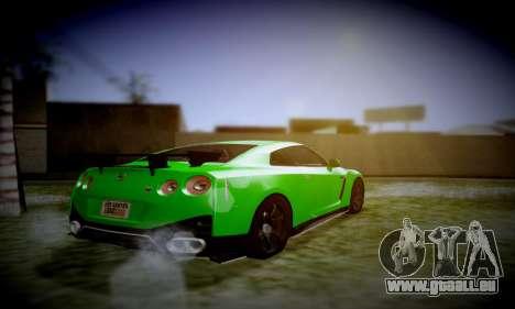 Blacks Med ENB pour GTA San Andreas quatrième écran