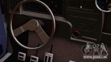 Fiat 147 Tuning pour GTA San Andreas vue de droite
