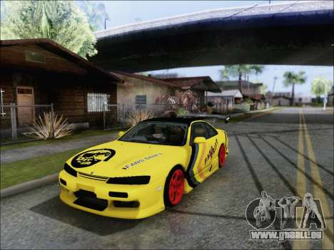 Nissan Silvia S14 FD pour GTA San Andreas