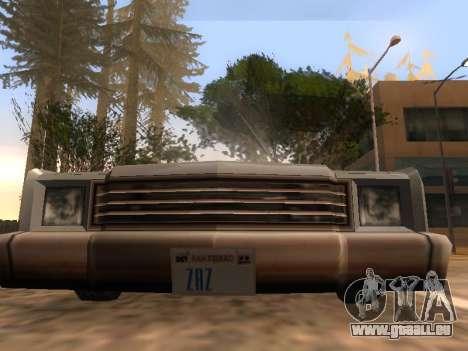 SilentPatch 1.1 pour GTA San Andreas