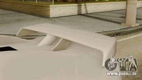 GTA 5 Coil Voltic v2 IVF pour GTA San Andreas vue de droite