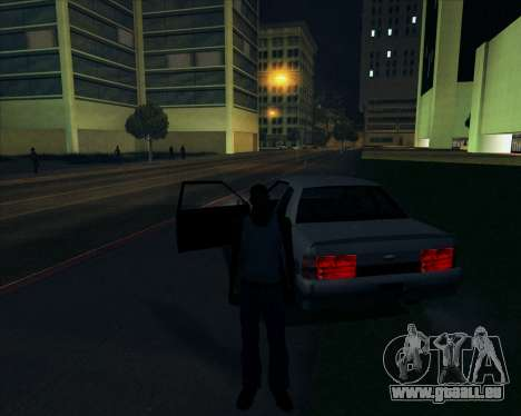 Real ENB Series für GTA San Andreas siebten Screenshot