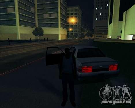 Real ENB Series pour GTA San Andreas septième écran