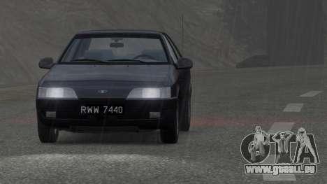 Daewoo Espero 2.0 CD 1996 für GTA 4 rechte Ansicht
