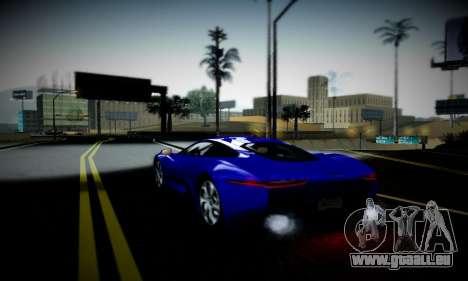 Blacks Med ENB pour GTA San Andreas