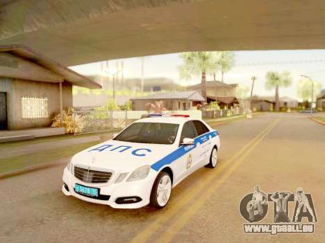 Mercedes-Benz E500 ДПС für GTA San Andreas