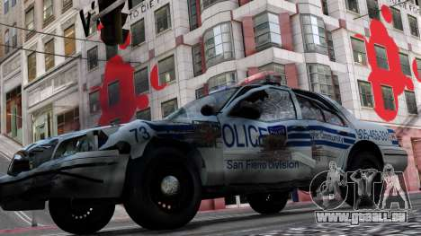 Watch Dogs ENB pour GTA San Andreas