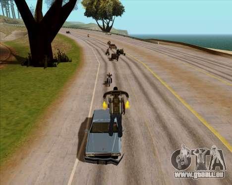 Real ENB Series pour GTA San Andreas troisième écran