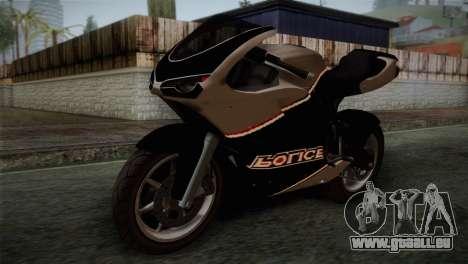 GTA 5 Bati Police pour GTA San Andreas