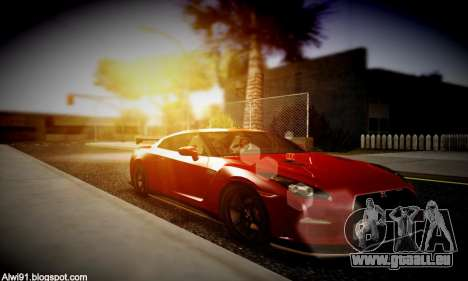 Blacks Med ENB pour GTA San Andreas septième écran