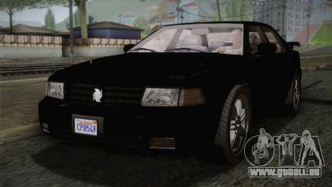MP3 Fathom Lemanja LX IVF für GTA San Andreas