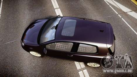 Volkswagen Golf Mk6 GTI rims2 für GTA 4 rechte Ansicht