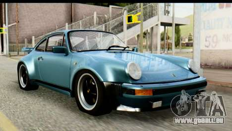 Porsche 911 Turbo 3.3L 1981 Tunable für GTA San Andreas
