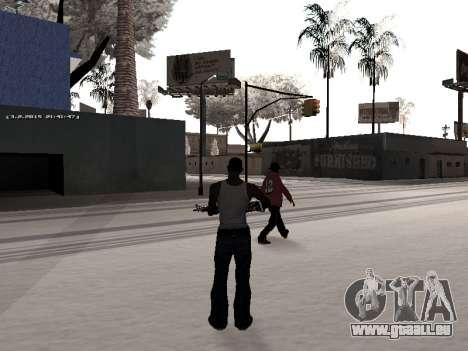 Colormod v5 pour GTA San Andreas troisième écran