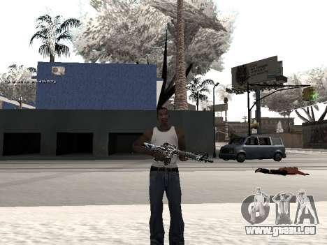 Colormod v5 pour GTA San Andreas sixième écran