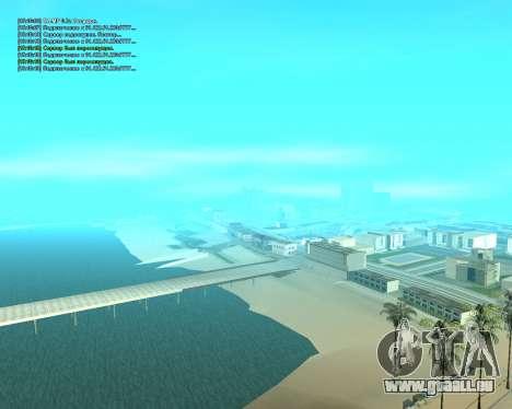 Softonic SA:MP pour GTA San Andreas deuxième écran