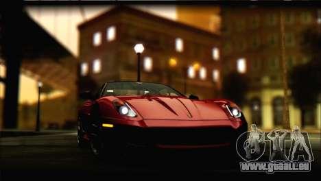 Reflective ENB Series pour GTA San Andreas deuxième écran