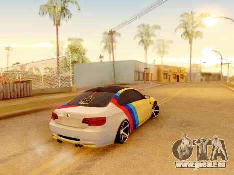 Le contrôle réel de GTA 4 pour GTA San Andreas troisième écran