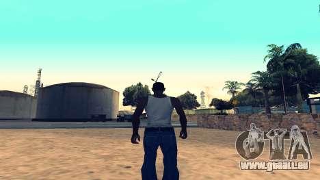 Color Mod by Roller v2.0 für GTA San Andreas zweiten Screenshot
