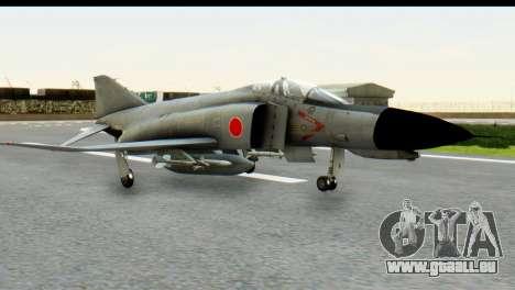 F-4EJ Mitsubishi Heavy Industries pour GTA San Andreas