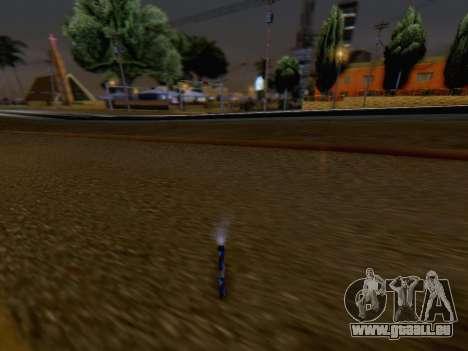 Schießt Feuerwerk für GTA San Andreas her Screenshot