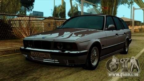 BMW M5 E34 Touring pour GTA San Andreas