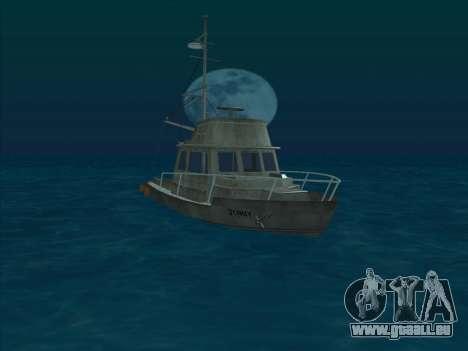 Reefer из GTA 3 für GTA San Andreas linke Ansicht