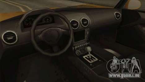 GTA 5 Coil Voltic v2 SA Mobile pour GTA San Andreas vue arrière