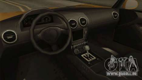 GTA 5 Coil Voltic v2 SA Mobile für GTA San Andreas Rückansicht